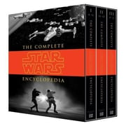 The Complete Star Wars(r) Encyclopedia, Hardcover (9780345477637)