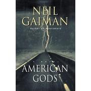 American Gods, Hardcover (9780380973651)