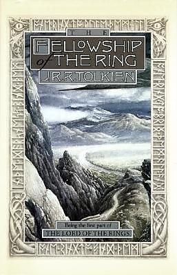 The Fellowship of the Ring: Being the First Part of the Lord of the Rings, 0002, Hardcover (9780395489314) 2187365