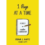 1 Page at a Time: A Daily Creative Companion, Paperback (9780399167355)