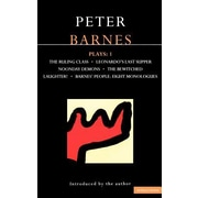 Barnes: Plays One, Paperback (9780413621801)