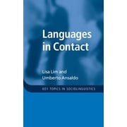 Languages in Contact, Hardcover (9780521767958)