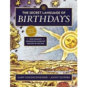 The Secret Language of Birthdays: Personology Profiles for Each Day of the Year, Paperback (9780525426882)
