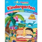 Smart Practice Workbook: Kindergarten, Paperback (9780545862578)