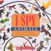 I Spy Animals, Hardcover (9780606239684)