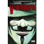 V for Vendetta, Hardcover (9780606340069)