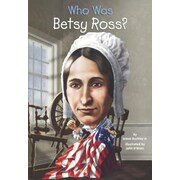 Who Was Betsy Ross?, Hardcover (9780606361811)