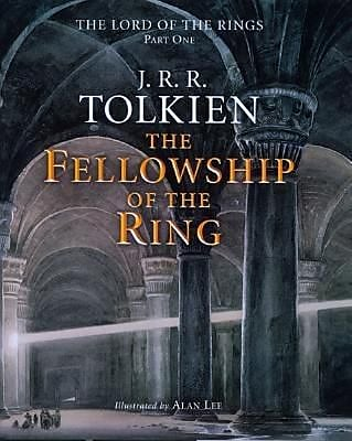 The Fellowship of the Ring: Being the First Part of the Lord of the Rings, 0114, Hardcover (9780618260515) 2235571