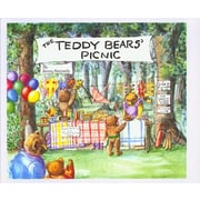 Teddy Bears' Pinic, Hardcover (9780671755898)