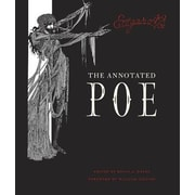The Annotated Poe, Hardcover (9780674055292)
