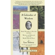 A Calendar of Wisdom: Daily Thoughts to Nourish the Soul, Hardcover (9780684837932)