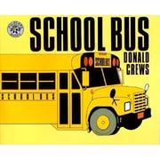 School Bus, Hardcover (9780688028077)