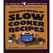 Biggest Book of Slow Cooker Recipes, Paperback (9780696218354)
