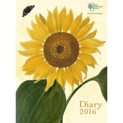 Royal Horticultural Society Desk Diary 2016, Hardcover (9780711236127)