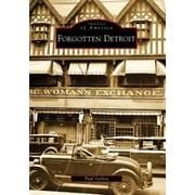 Forgotten Detroit, Paperback (9780738560878)