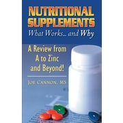Nutritional Supplements, Paperback (9780741430977)