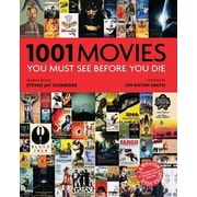 1001 Movies You Must See Before You Die, 0006, Hardcover (9780764167904)