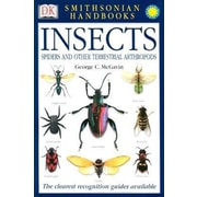 Smithsonian Handbooks: Insects, 0002, Paperback (9780789493927)