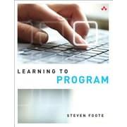 Learning to Program, Paperback (9780789753397)