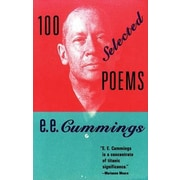 100 Selected Poems, Paperback (9780802130723)