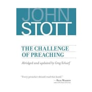 The Challenge of Preaching, Paperback (9780802873354)