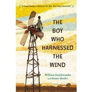 The Boy Who Harnessed the Wind: Young Readers Edition, Hardcover (9780803740808)