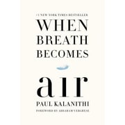 When Breath Becomes Air, Hardcover (9780812988406)