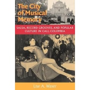 The City of Musical Memory, Paperback (9780819564429)