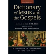 Dictionary of Jesus and the Gospels, 0002, Hardcover (9780830824564)