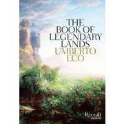 The Book of Legendary Lands, Hardcover (9780847841219)