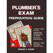Plumber's Exam Preparation Guide, Paperback (9780934041041)