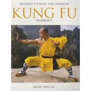 Instant Fitness: The Shaolin Kung Fu Workout, Paperback (9780956310194)