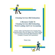 Cleaning Services Bid Estimation, Paperback (9780971747760)