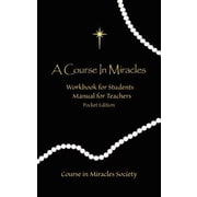 Course in Miracles: Pocket Edition Workbook & Manual, Paperback (9780976420033)