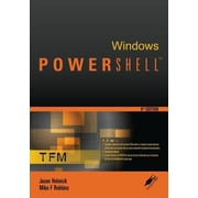 Windows Powershell, 0004, Paperback (9780982131466)
