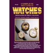 The Complete Price Guide to Watches, 0035, Paperback (9780982948743)