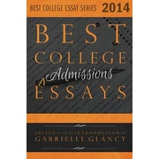 Best College Essays 2014, Paperback (9780991214914)