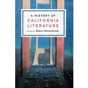 A History of California Literature, Hardcover (9781107052093)