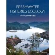 Freshwater Fisheries Ecology, Hardcover (9781118394427)