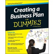 Creating a Business Plan for Dummies, Paperback (9781118641224)