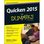 Quicken 2015 for Dummies, Paperback (9781118920138)