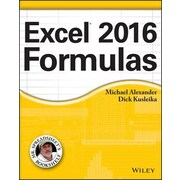 Excel 2016 Formulas, Paperback (9781119067863)