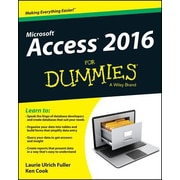 Access 2016 for Dummies, Paperback (9781119083108)