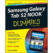 Samsung Galaxy Tab S2 Nook for Dummies, 0002, Paperback (9781119171119)