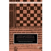 Games and Gaming in Medieval Literature, Hardcover (9781137311030)