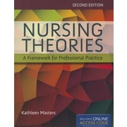 Nursing Theories: A Framework for Professional Practice [With Access Code], 0002, Paperback (9781284048353)