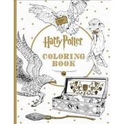 Harry Potter Coloring Book, Paperback (9781338029994)