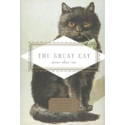 The Great Cat: Poems about Cats, Hardcover (9781400043347)