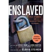 Enslaved: True Stories of Modern Day Slavery, Paperback (9781403974938)