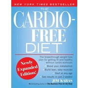 The Cardio-Free Diet, Paperback (9781416961017)